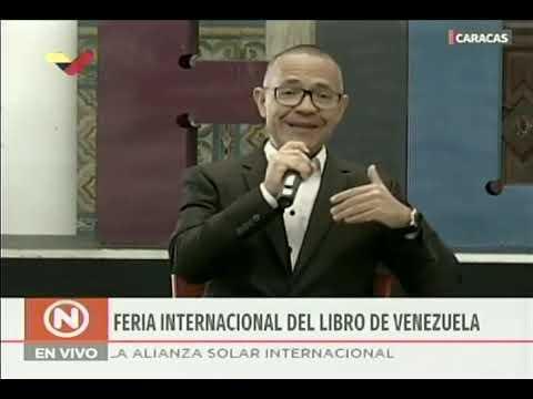 Ernesto Villegas: Filven 2019 se realizará del 7 al 17 noviembre 2019