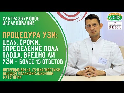 Ответы на все вопросы об УЗИ плода при беременности: видео с Усандра Артуром Аркадьевичем