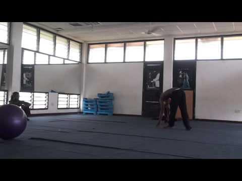 01 26 2013 Abibifahodie Capoeira in Ghana End of Class Roda