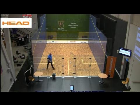 HEAD Danish Junior Open 2017 Friday - Center Court Main Cam