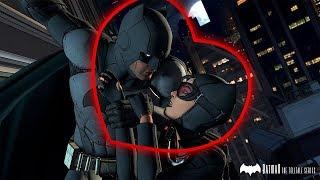 ДРАКА С ЖЕНЩИНОЙ КОШКОЙ! ИГРА-СЕРИАЛ ПРО БЕТМЕНА - Batman: The Telltale Series - Прохождение #1