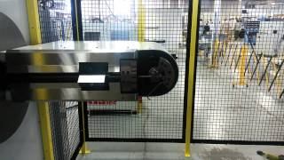 Dickinson Group Refractory Anchor Division - CNC Wire Bender 1