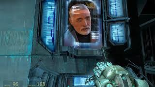 Half Life 2.   Проникновение в цитадель.  Часть  27 .