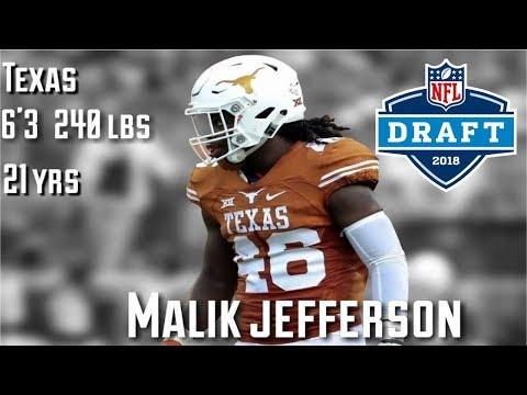 "Malik Jefferson  ""Welcome To Cincinnati""  Texas Highlights  ** Quality**"