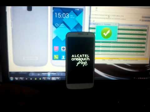 Flash Alcatel One Touch 7041D