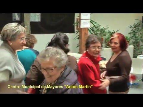 Encajeras Del CMM Casa Del Reloj (Arganzuela, Madrid). IV Encuentro De Bolillos En Madrid 2016