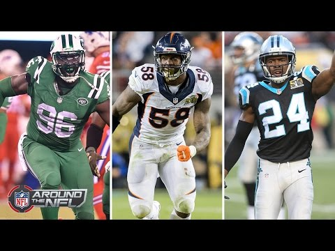 Top 20 Free Agents of 2016 | Around the NFL
