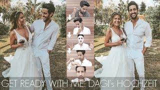 GET READY WITH ME: DAGIBEE's HOCHZEIT + Impressionen | Samislimani
