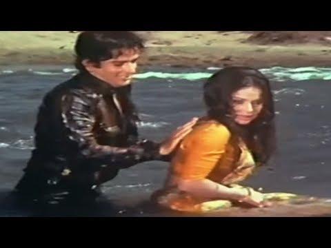 Shashi Kapoor, Rakhee, Jaanwar Aur Insaan - Scene 4/15