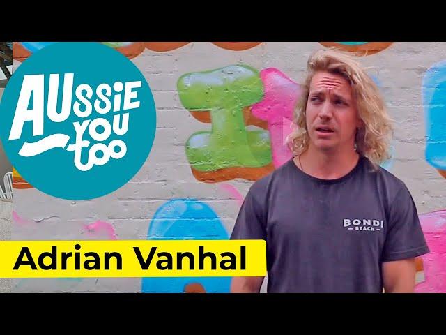 Adrian Vanhal: viviendo en Melbourne