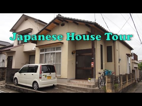 Our House in Japan: A Video Tour