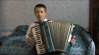 Песня Чай попьём Enjoykin аккордеон Ермолаев Иван