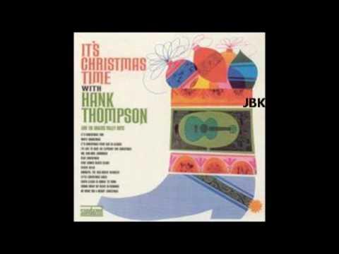 Hank Thompson & His Brazos Valley Boys -  Silver Bells