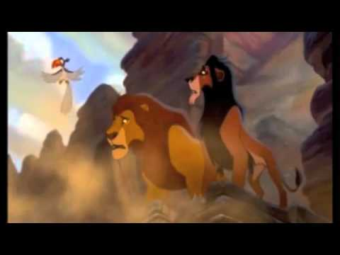Mute Disney The Lion King Stampede Scene Youtube