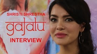 Download Video Shristi Shrestha : Gajalu : Interview MP3 3GP MP4