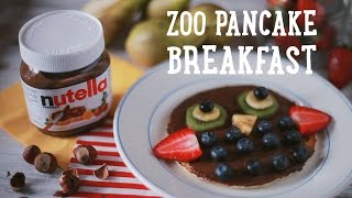 Zoo Pancake Breakfast [BA Recipes]