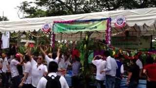 Yoe Yar Ka Ma Ma (Rakhine Water Festival 2013 @ Singapore)