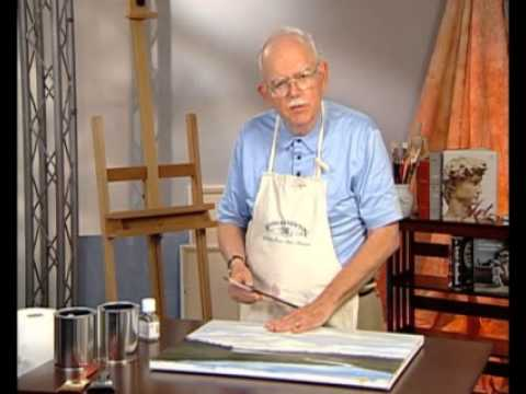 Winsor and Newton - How to varnish an oil painting | Jackson's Art Supplies