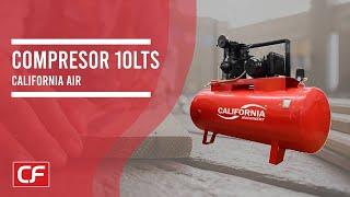compresor 1 3 hp 10 lts 100 psi compresor con diafragma libre de aceite