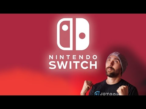 Nintendo Switch Super Smash Bros at E3 2017?