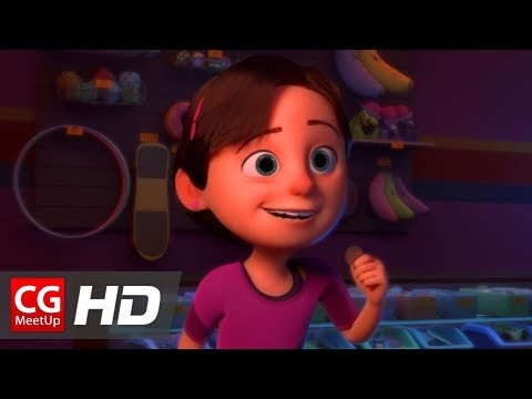 "CGI Animated Short Film: ""Game Changer"" by Aviv Mano 