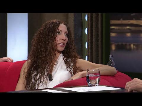 2. Olga Lounová - Show Jana Krause 1. 10. 2014
