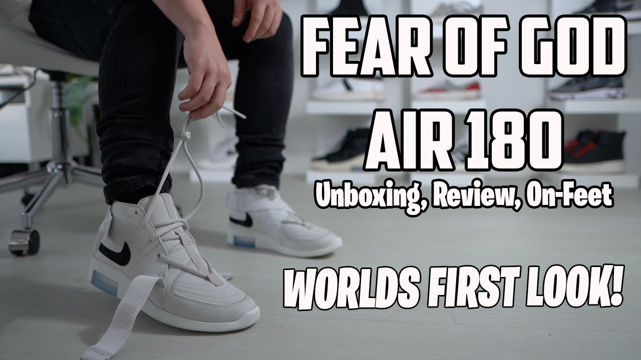 Nike Air Unlimited Triple White Review + On Feet