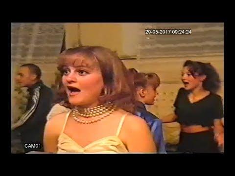 Школьный выпуск-1999 года. с.  Батурино.