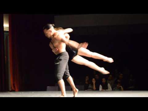 Christian Pineda and Chloé Dufour Contemporary Salsa Performance