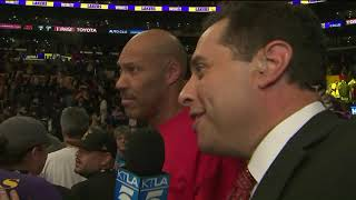 Video Lavar Ball goes one on one with KTLA Pingalore download MP3, 3GP, MP4, WEBM, AVI, FLV September 2018