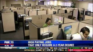 High Paying Jobs That Only Require