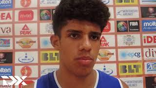 Sasha Mattias Grant Full Interview U16 Eurpoean Championship A