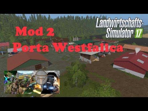 Eindrücke Mod2  Porta Westfalica