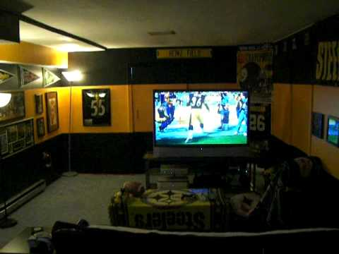 Steelers Man Cave Ideas