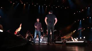 Brothers Osborne w\Dierks Bentley- Burning Man Video