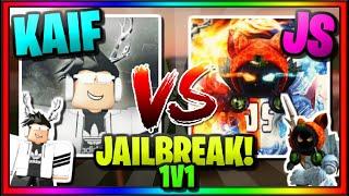 Jailbreak 1v1 | Featuring JS | Roblox