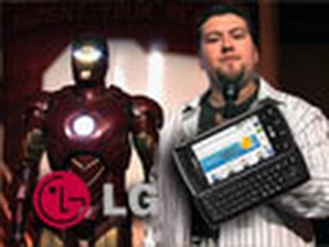 Marvel and LG Ally for