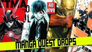Mangá Quest DROPS: Zetman, Tokyo Ghoul, One Punch-Man, Haikyuu, etc. ZETMAN 検索動画 45