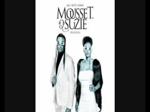 Mousse T & Suzie  ft. Jovanotti- All night long - Tutta la notte