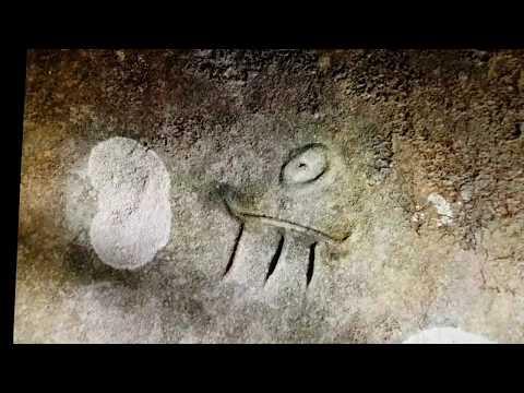 Buzau Mountain Romania Rock Art