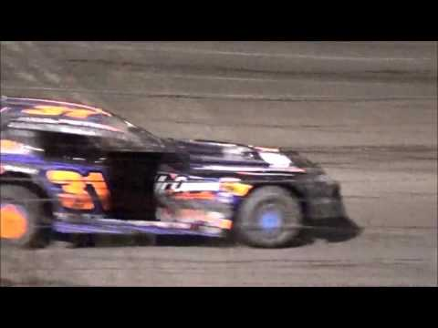 LMSS TOURING SERIES A MAIN RAPID SPEEDWAY AUGUST 19,2016