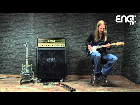 ENGL TV - Ritchie Blackmore Signature Amp demo by Marco Wriedt (Axxis)