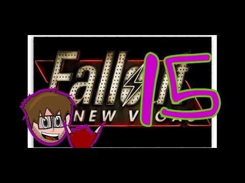 Fallout New Vegas Hardcore: Murderous Coin Flip o Ghouls, Episode 15
