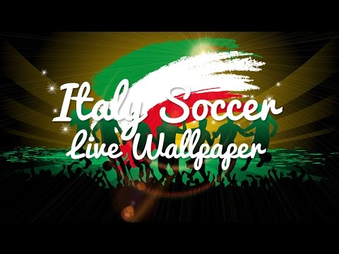 Italy Soccer Free Live Wallpaper