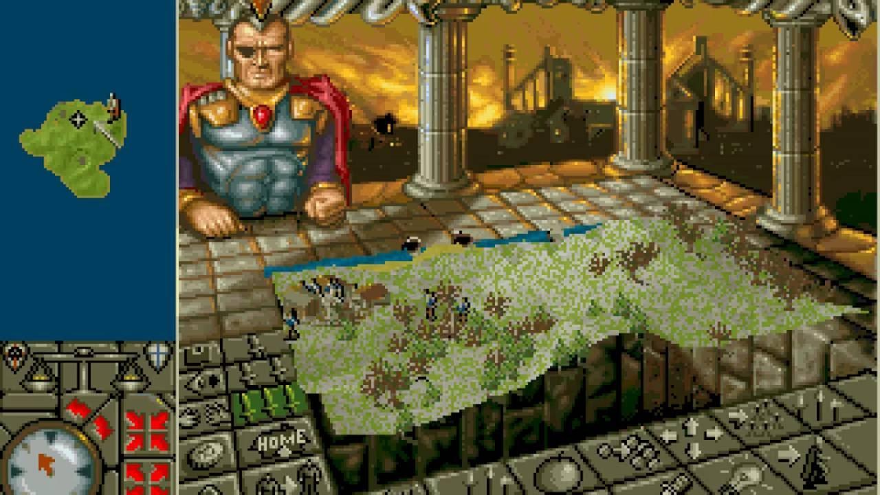3D Landscape Texturing Techniques : Powermonger on Amiga? - Unity ...