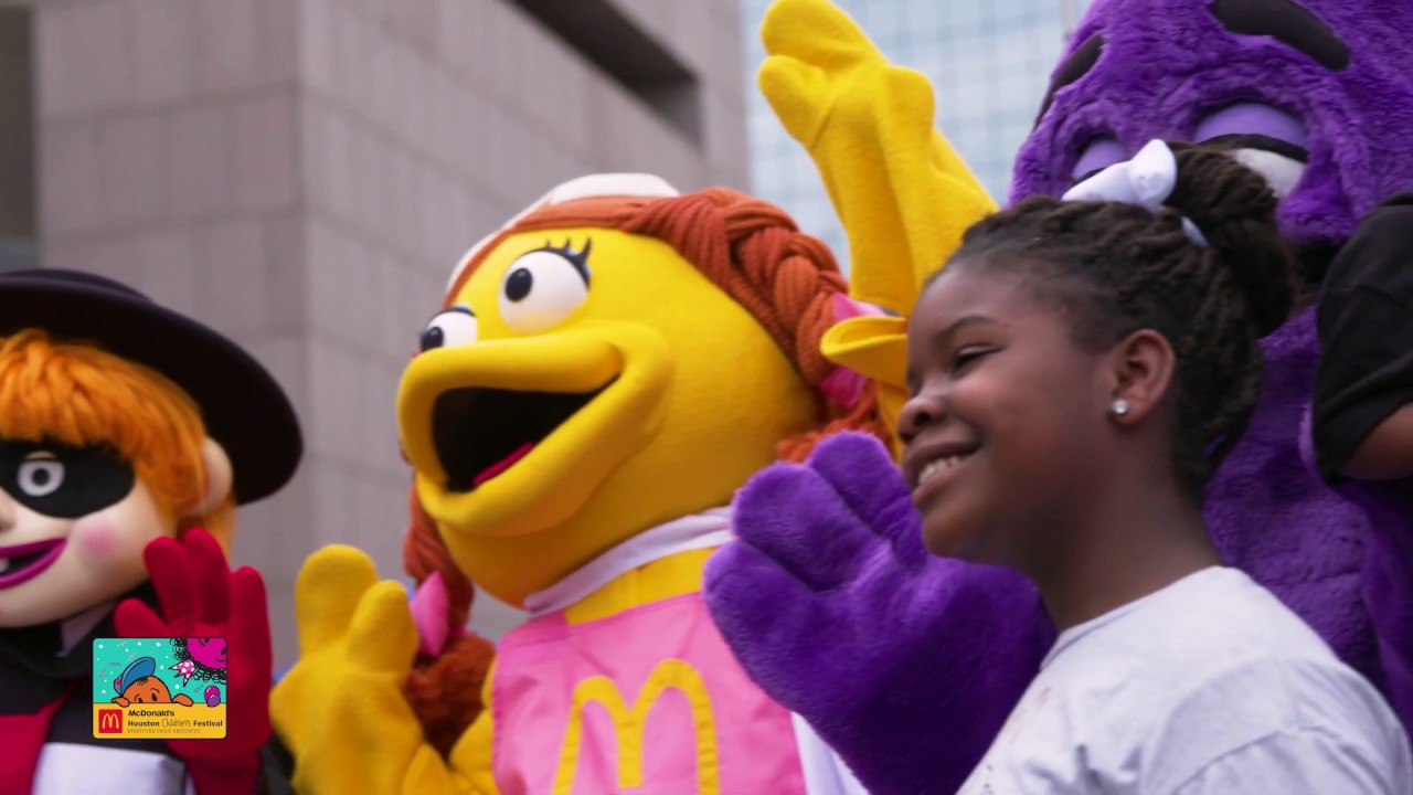 McDonald's Houston Childrens Festival