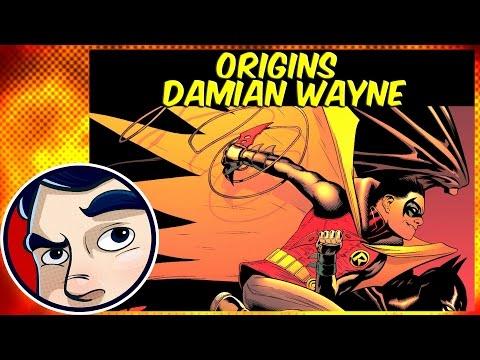 Damian Wayne (Son of Batman , Robin) - Origins