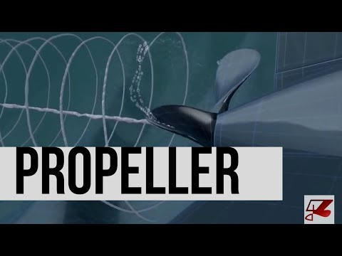 MARINE PROPELLERS | Learn Ship Design |  2018 | Naval Architecture |  LATEST TECHNOLOGY |