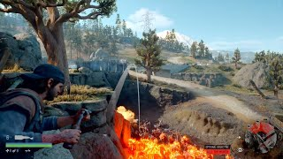 Days Gone - Lobert Draw Ridge Horde (Bonus Breaker) - Highway 97