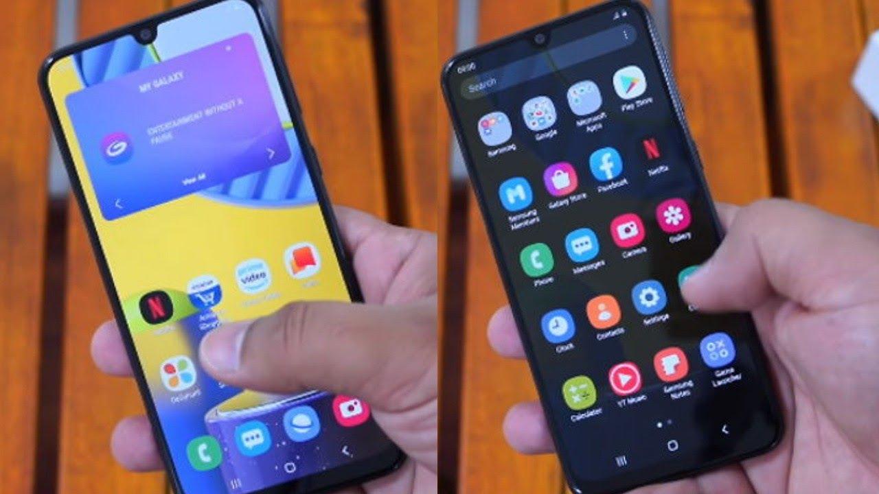 Samsung Galaxy M31s : The Galaxy M31 Real Successor